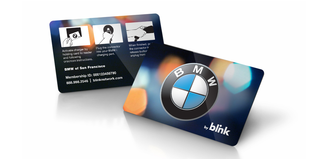 BMW Branding for Blink - Tornado