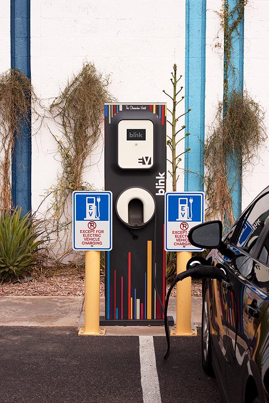 clarendon-hotel-ev-car-charging