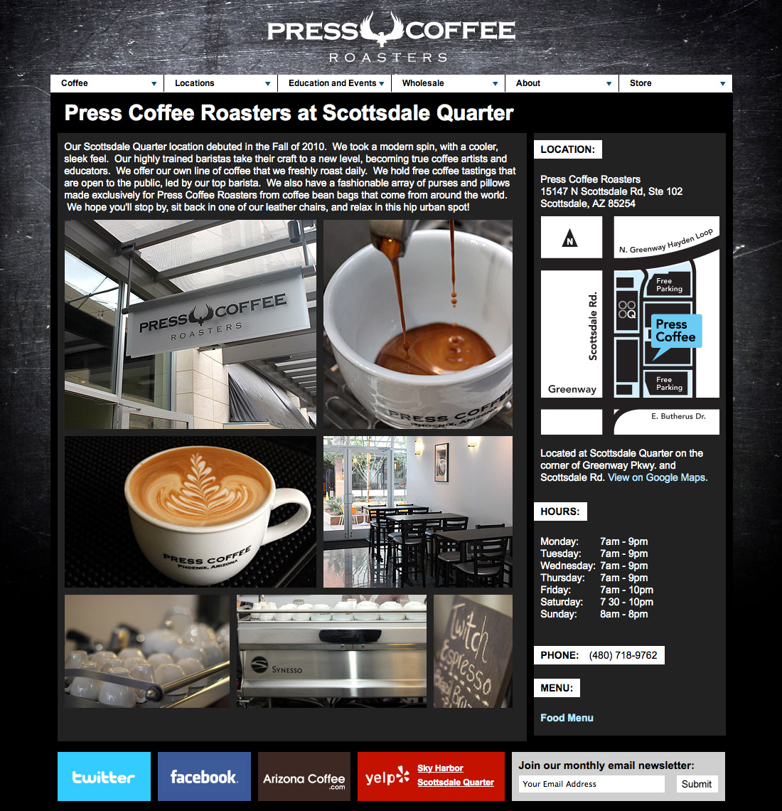 press-coffee-roasters-scottsdale
